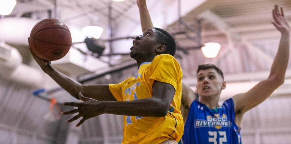 Sixth-Ranked Prince George's Men's Basketball Win Streak Snapped By Cecil College