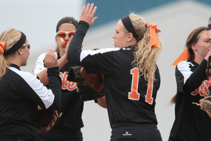 Oilers to Hold Softball Clinic on Jan. 23