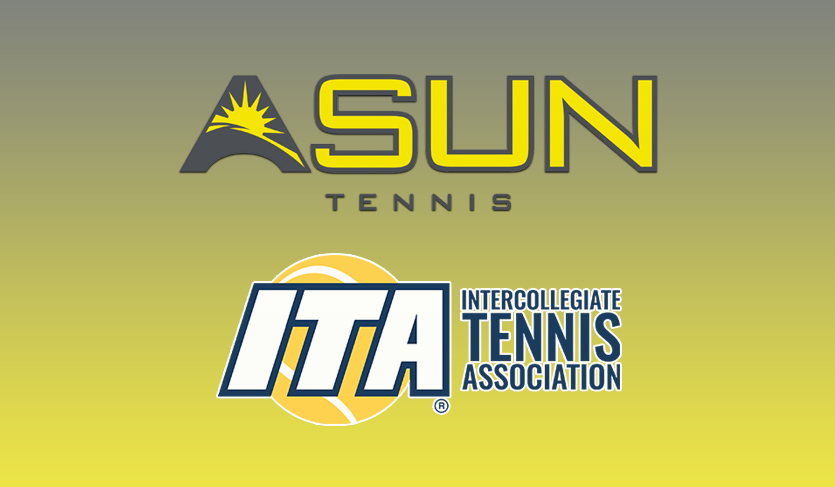 A Total of 53 @ASUNTennis Student-Athletes Receive ITA Academic Honors