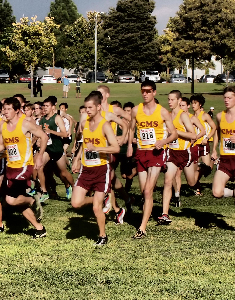 Cross Country Teams Dominate SCIAC Multi-Duals