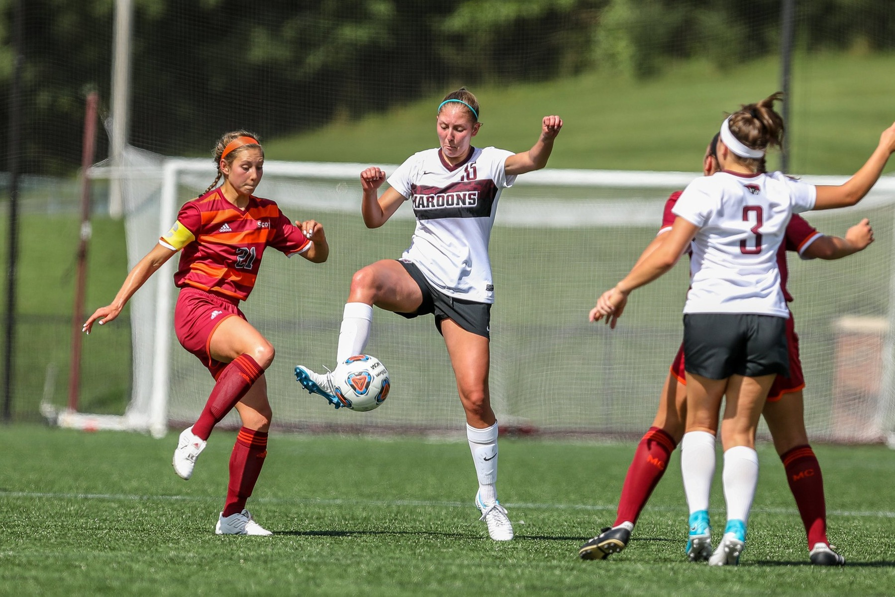 Roanoke Falls to  No. 11 Carnegie Mellon