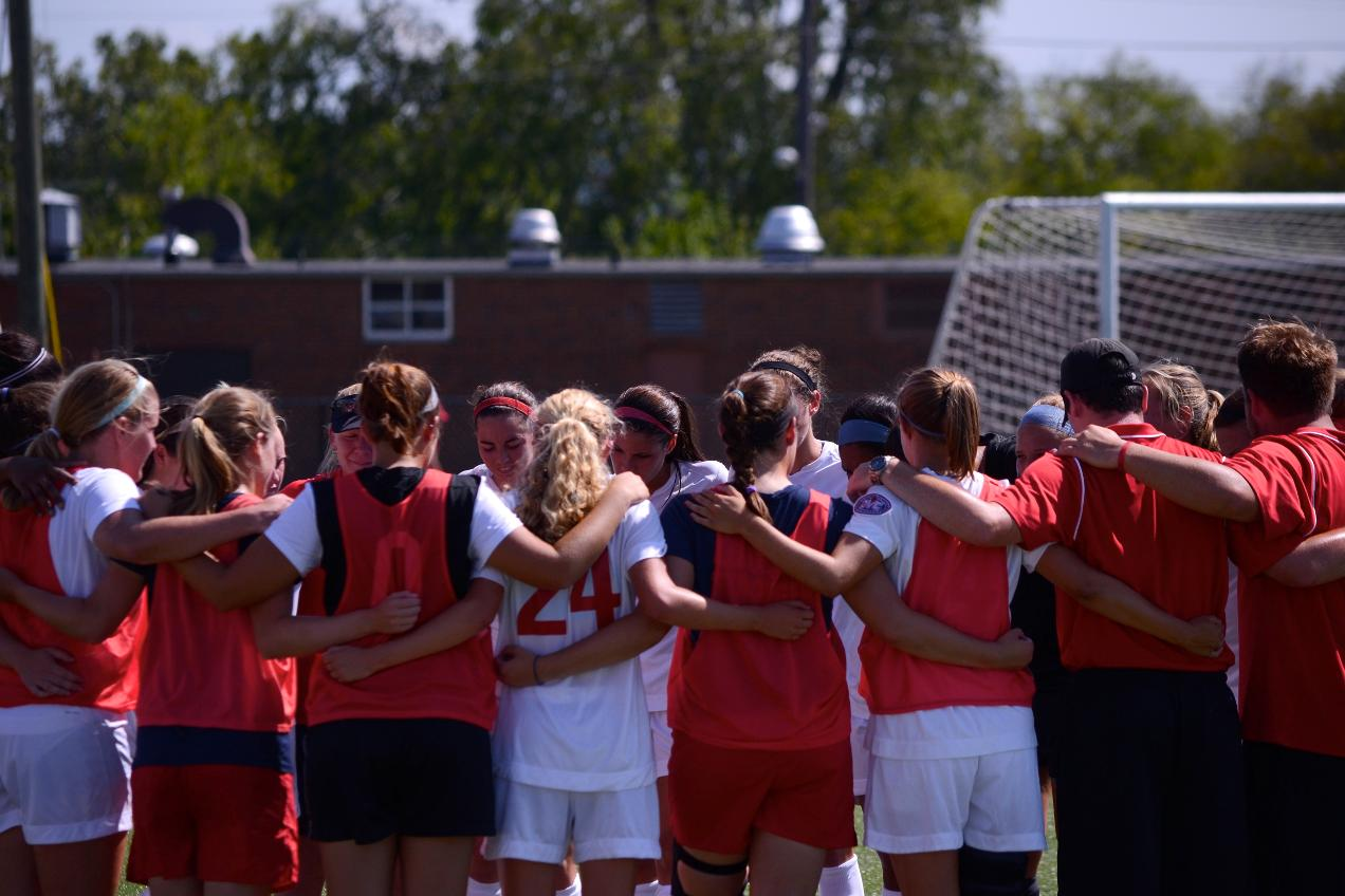 Women's Soccer Returns to Rose Park for Pair of OVC Contests