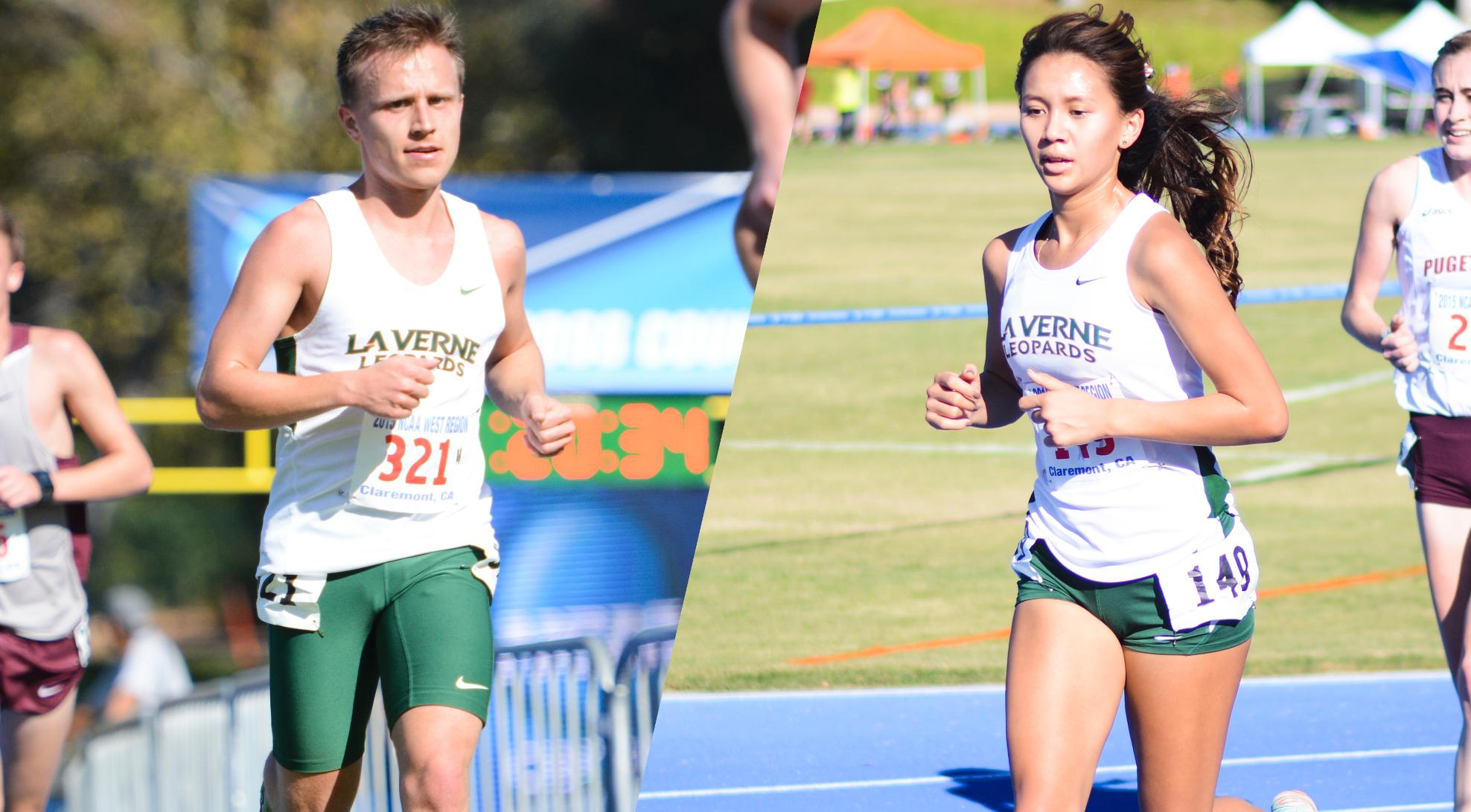 Distance runners race at Pomona-Pitzer All-Comers