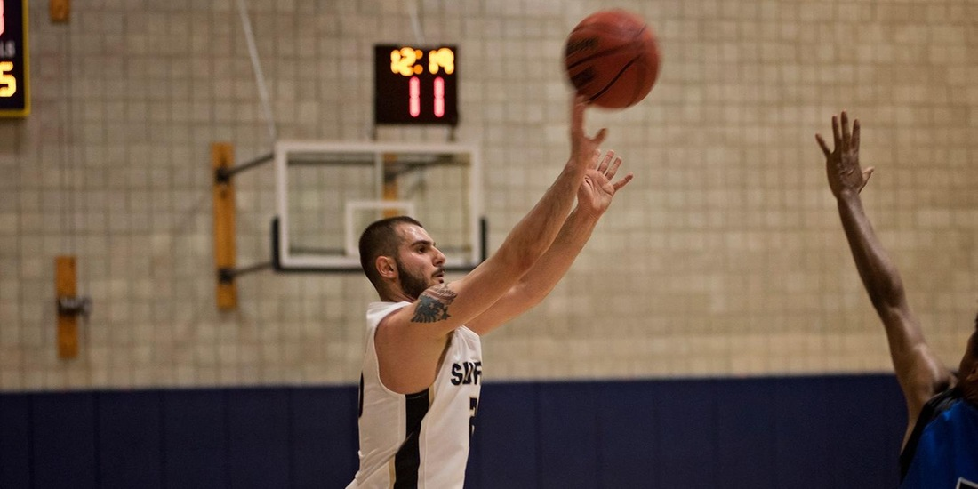 Men's Basketball Wraps Up Homestand Tuesday vs. Anna Maria