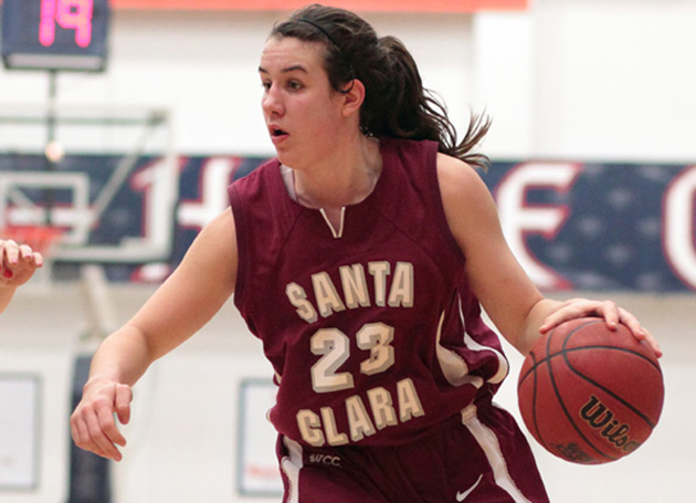 Next for Santa Clara Women's Basketball: Longtime Rival SMC; WCC Newcomer #23 BYU