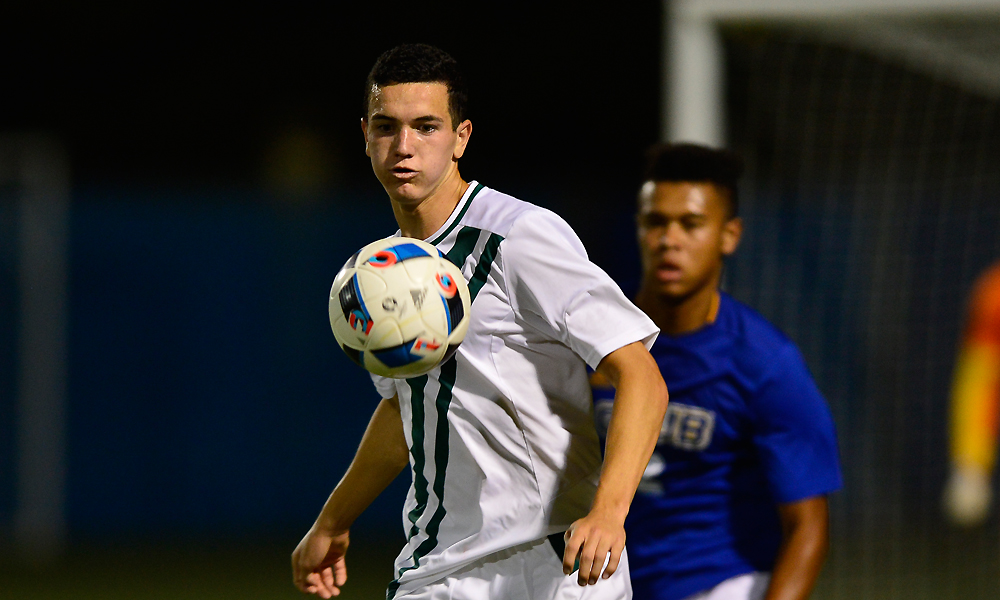 MEN'S SOCCER READY FOR HOME OPENER THURSDAY VS. PORTLAND