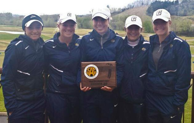 Coker Golf Makes History with Second Place Finish at SAC Championship