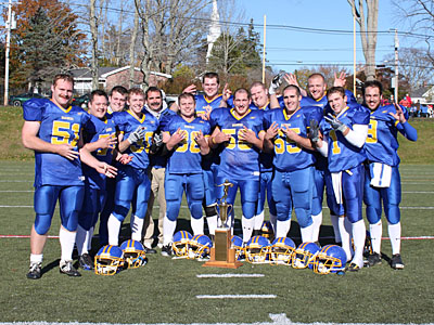 Mariners Win 38th Annual Admiral's Cup 28-27