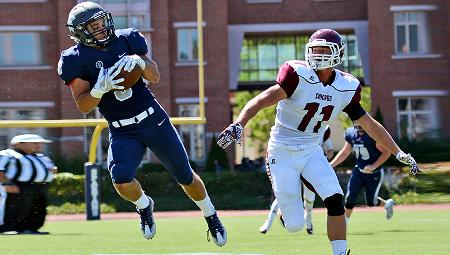 CWRU Shines in 45-17 Season-Opening Win over Chicago