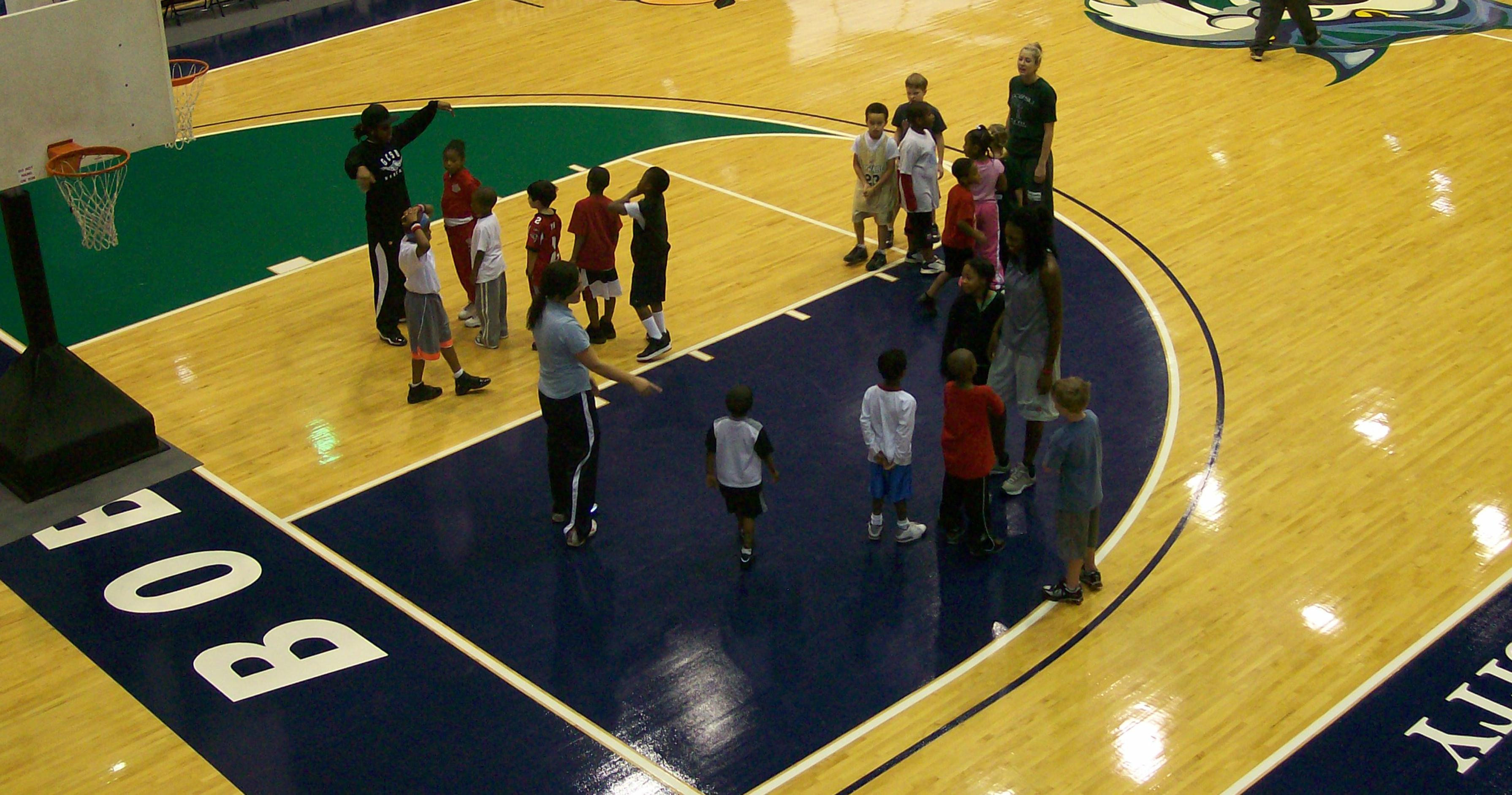 Bobcat Hoops Announce 2010 Summer Camps