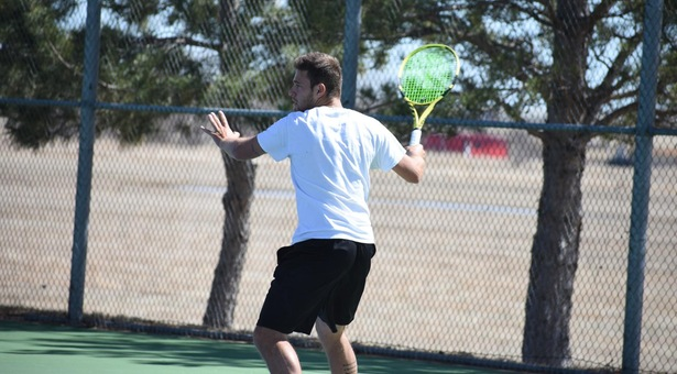 Seward tennis loses close one to D-I Northern Colorado