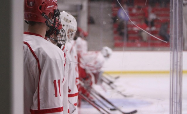 Hockey Falls at #1 St. Norbert