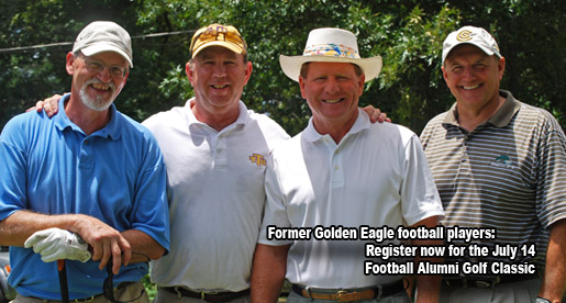 Former football players invited to annual Alumni Golf Classic, July 14