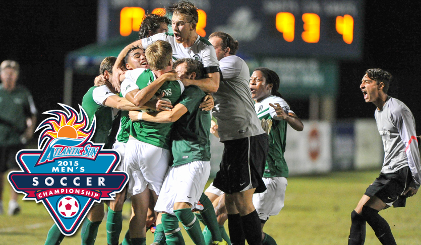 Dovidio's Golden Goal Sends Spartans to #ASunMSoc Championship Final