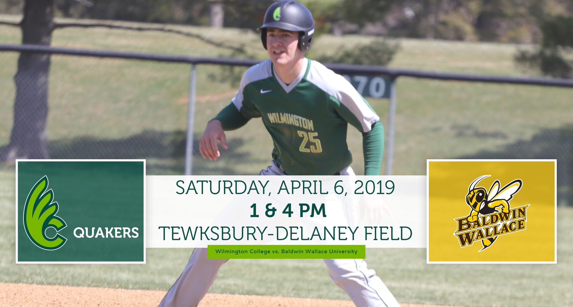 Baseball To Host Baldwin Wallace on Saturday