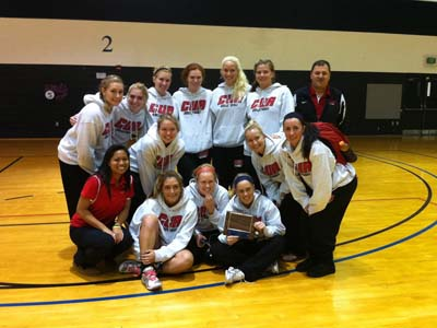 CUA claims Messiah tourney crown with two more wins