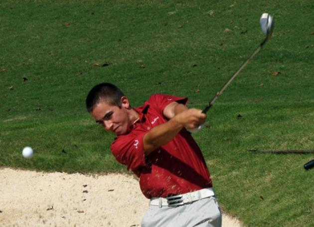 Quakers Hold Sixth After 36 Holes at Gordin Classic