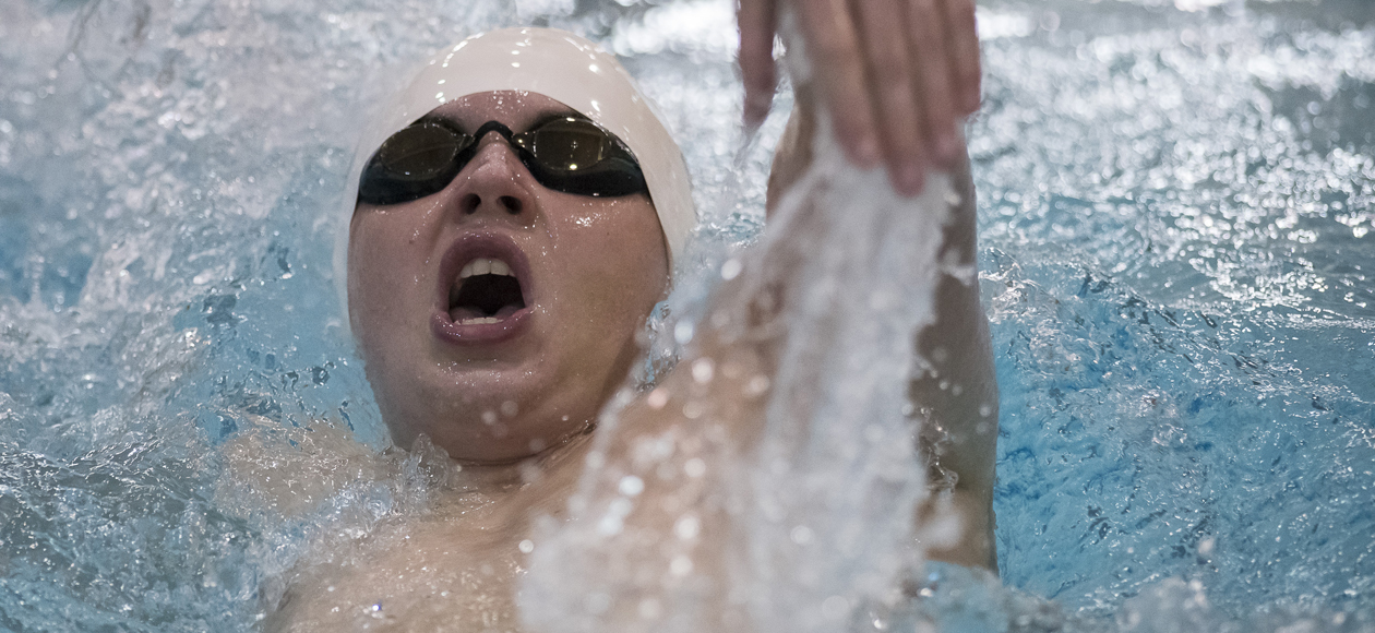 MIT Topples Men's Swimming and Diving