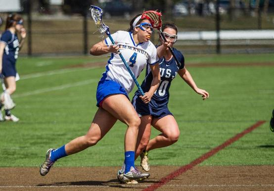 WOMEN'S LAX WRAPS PERFECT GNAC REGULAR SEASON WITH 13-11 VICTORY OVER NORWICH