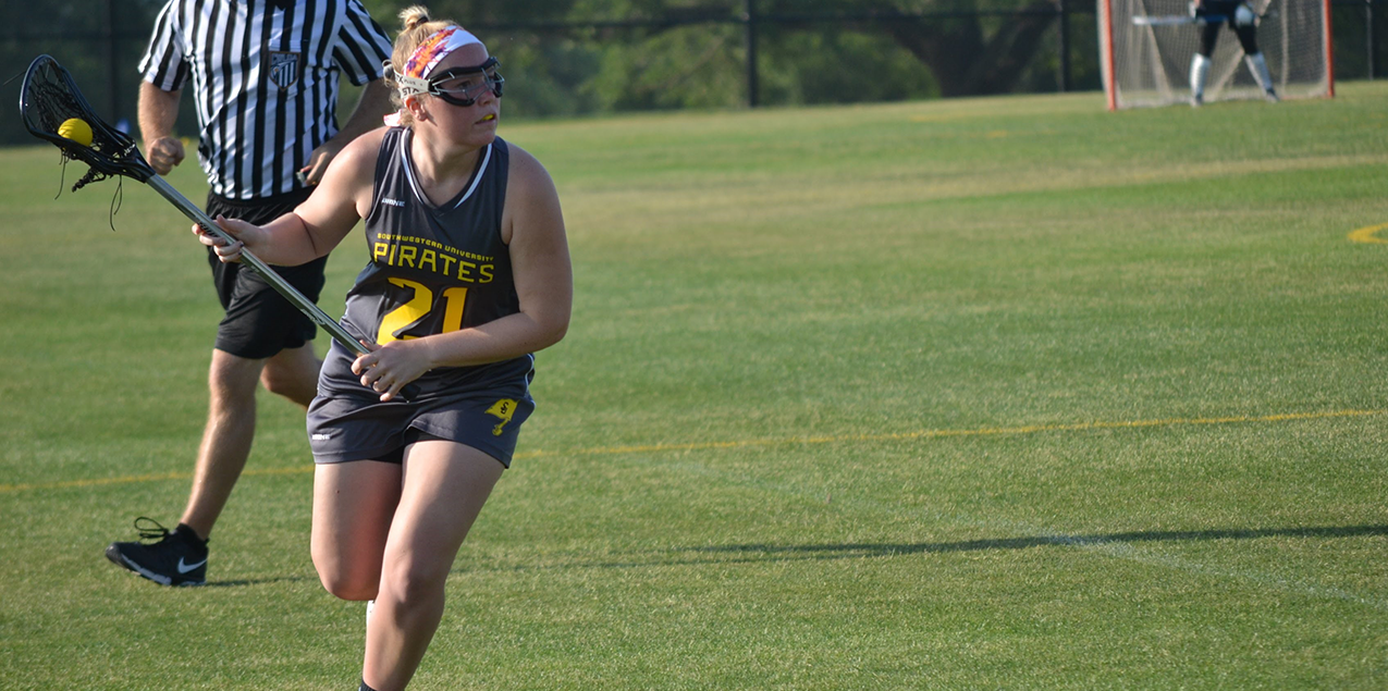 Hayley Donnelly, Southwestern University, Offensive Player of the Week (Week 2)