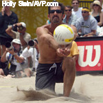 Rogers and Dalhausser Win in Beantown