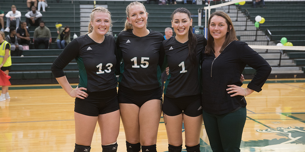 Eagles Grab First Win in Program History over Colby-Sawyer on Senior Day