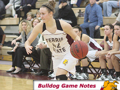 Sophomore guard Tricia Principe & the Bulldogs open the 2009-10 season this weekend
