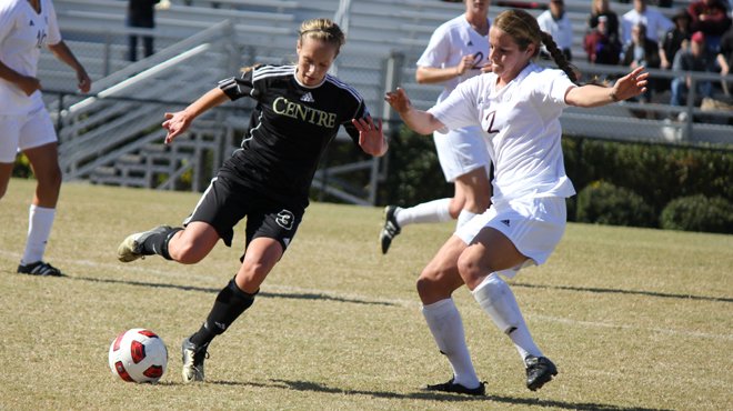 Trinity and Centre headed to NCAA Women's Soccer Tournament