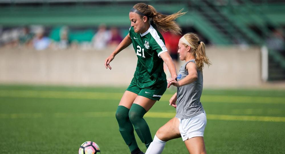Sargema Scores Team-Leading Fifth Goal of Season in 2-1 Setback to UIC