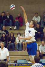 Patak Garners National and MPSF Player of the Week Honors