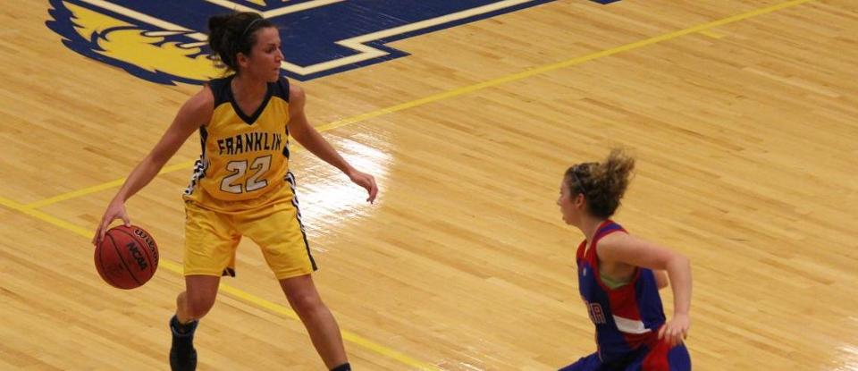 Women's Basketball Locks up No. 3 Seeding for HCAC Tournament