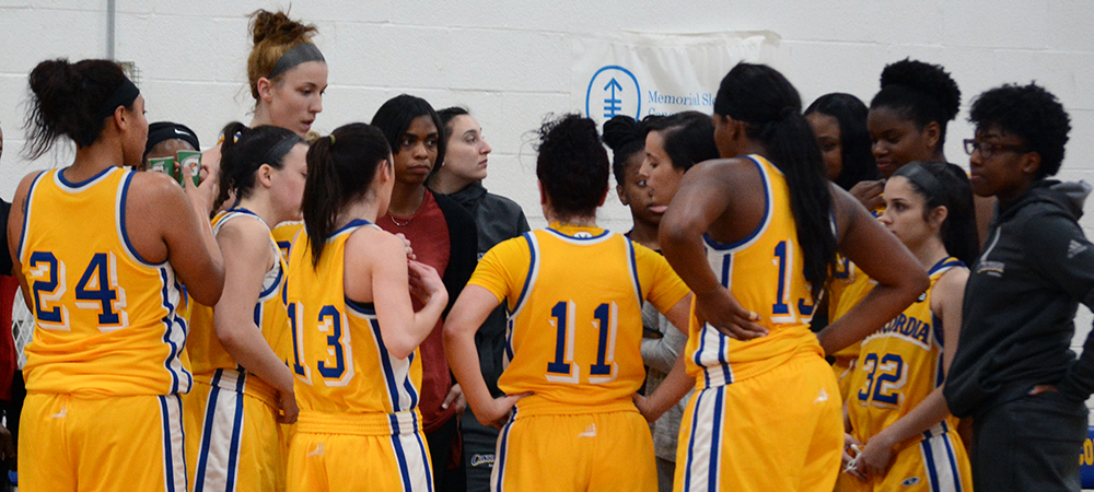 Women's Basketball Upended, 62-51, by Goldey-Beacom