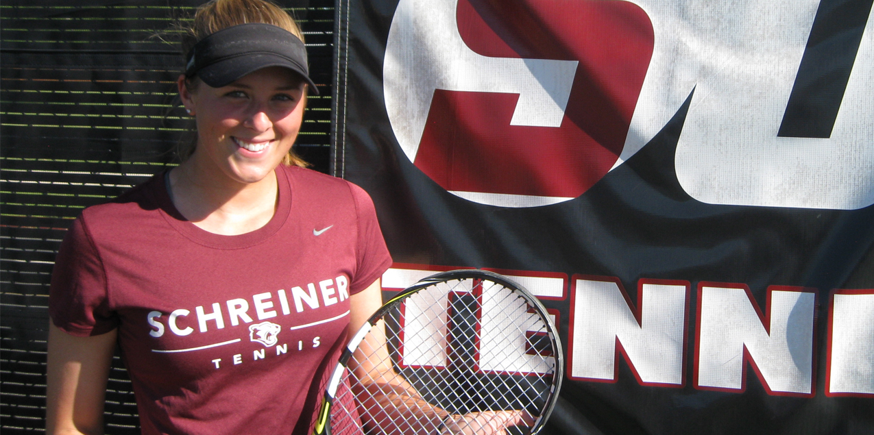 Kara Miller, Schreiner University, Women's Tennis