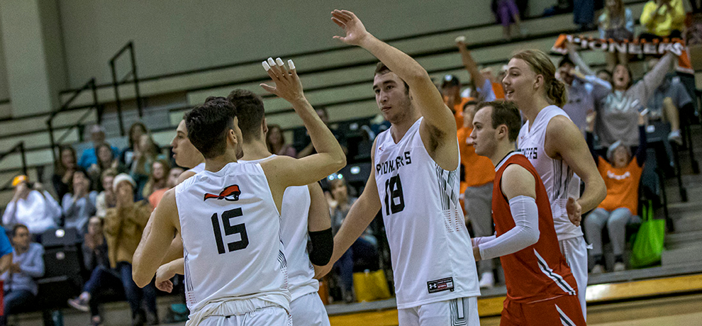 Men's Volleyball Wins Historic Match in Home Tri-Match
