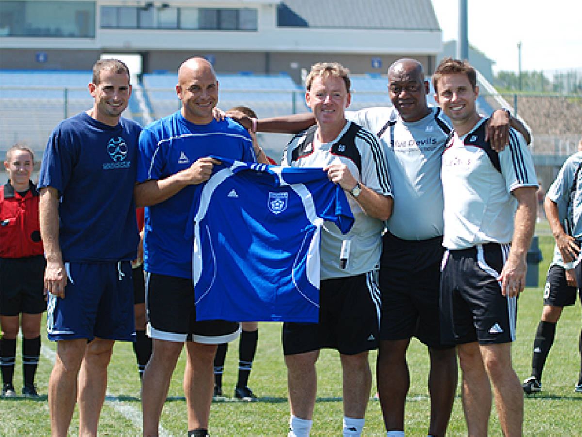 CCSU To Celebrate Blue Devil Soccer Legends