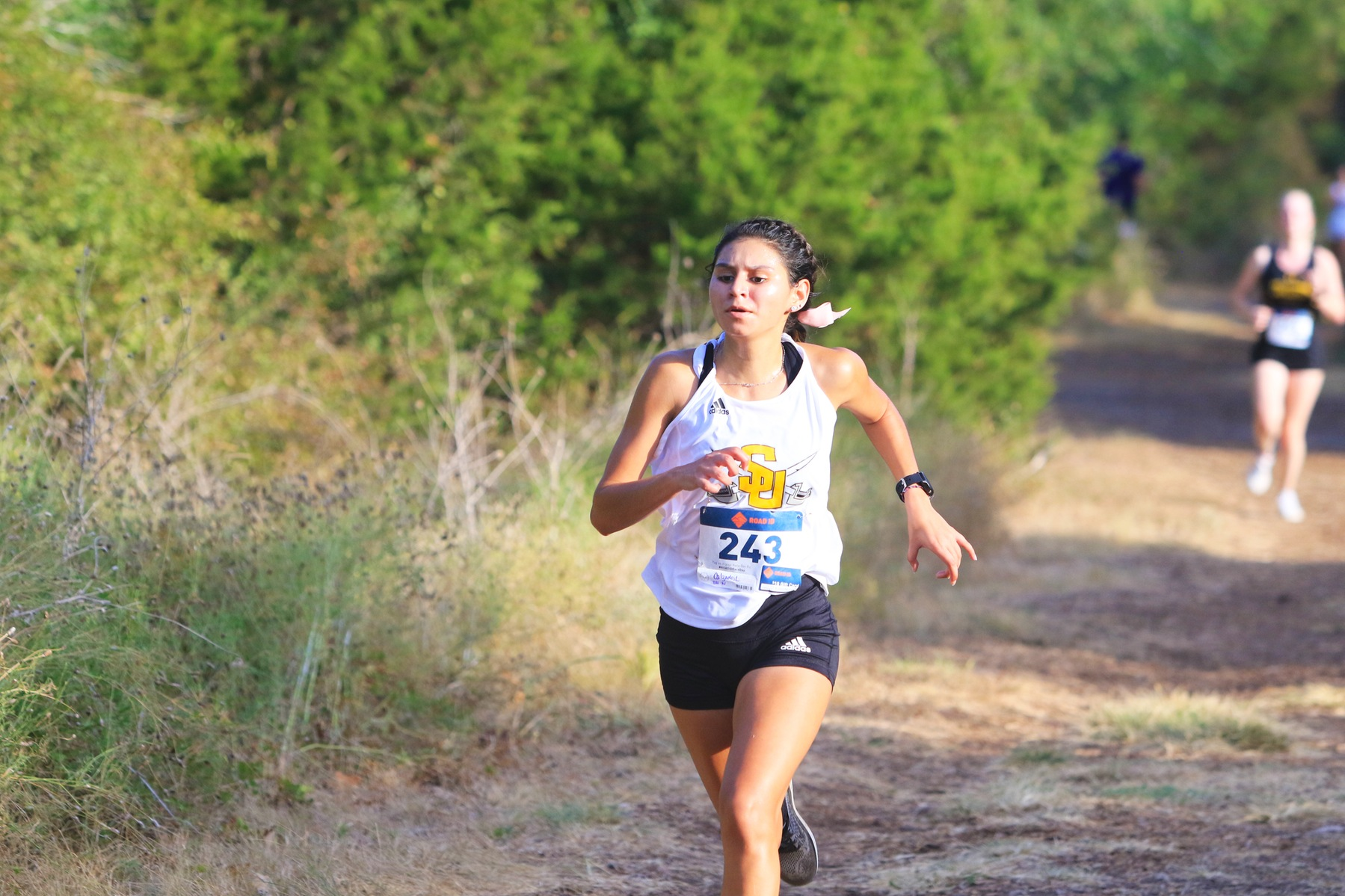 Women's Cross Country Finish Saints Invitational