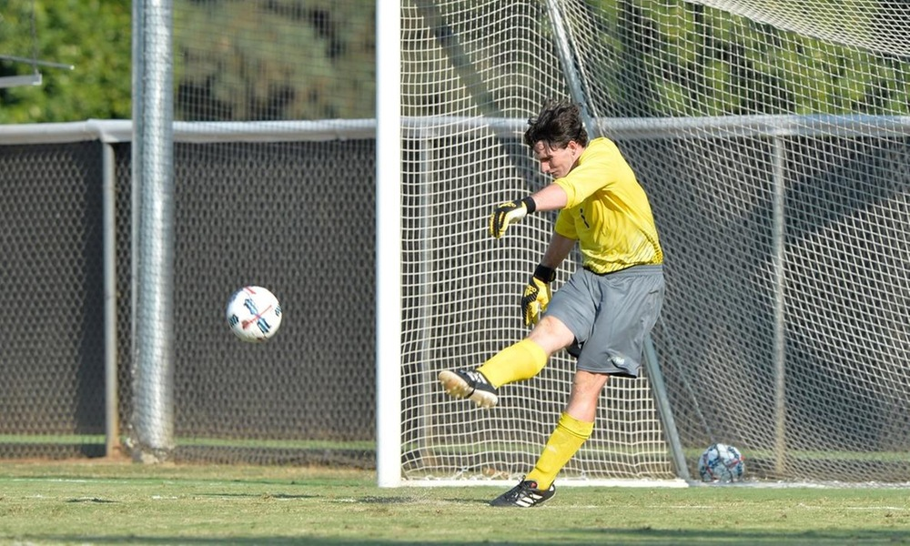 MEN'S SOCCER UNABLE TO OVERCOME EARLY GOAL IN LOSS AT SAINT MARY'S