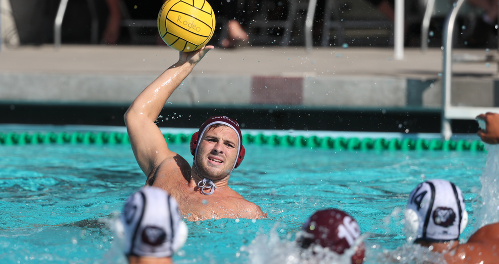Men's Water Polo Edged by LMU on Senior Day
