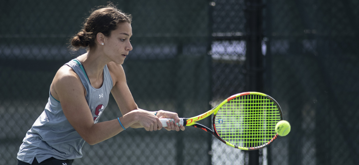 Wellelsey Defeats Women's Tennis, 9-0