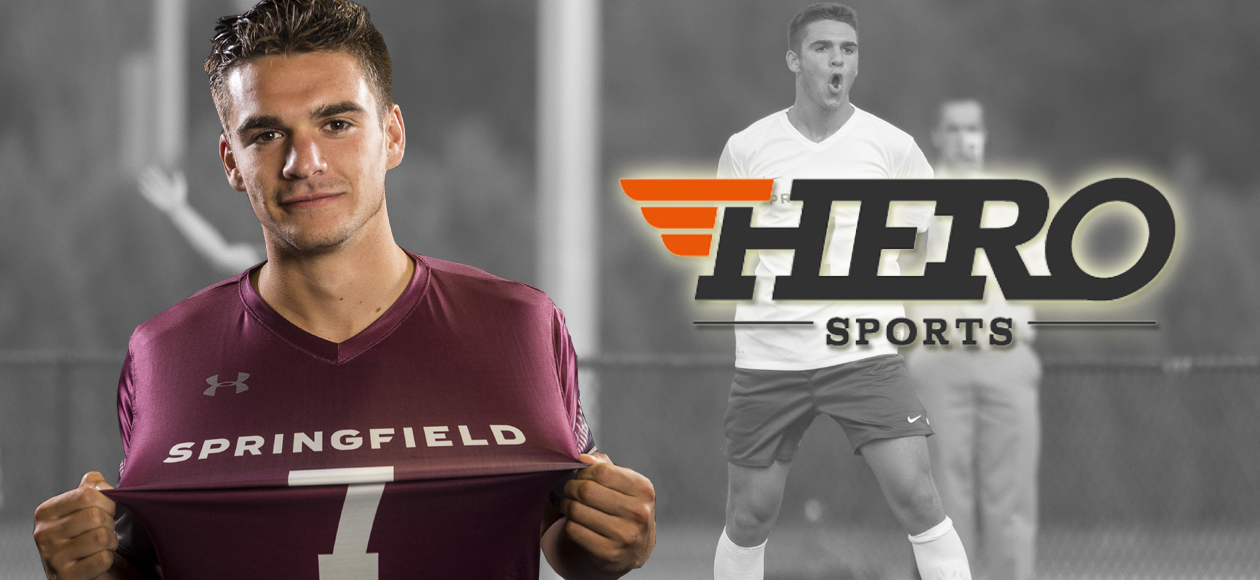 Alvaro Named HERO Sports Preseason First Team All-American