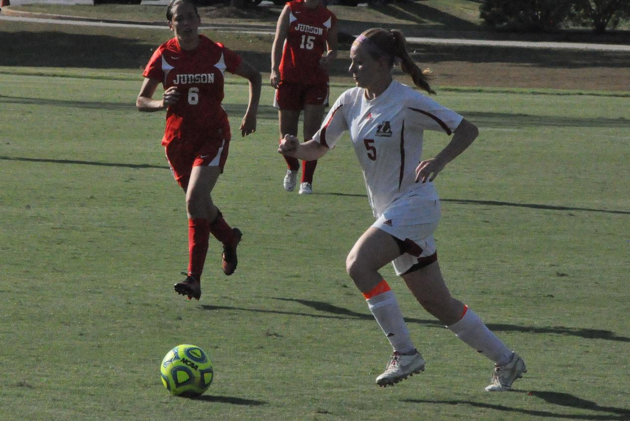 Women's Soccer: Berry shuts down Panthers in non-conference tilt