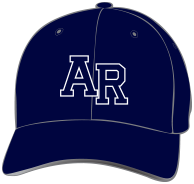 American River College Beavers Hat with Logo