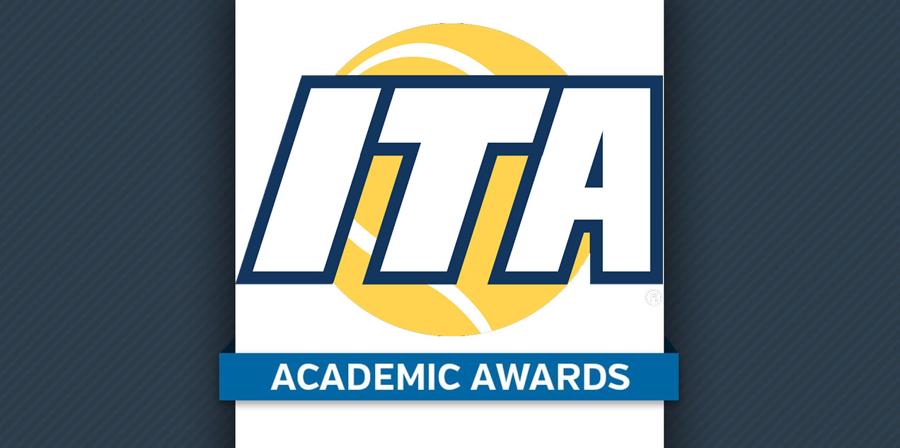 Four Teams, 37 Student-Athletes Earn ITA Academic Awards
