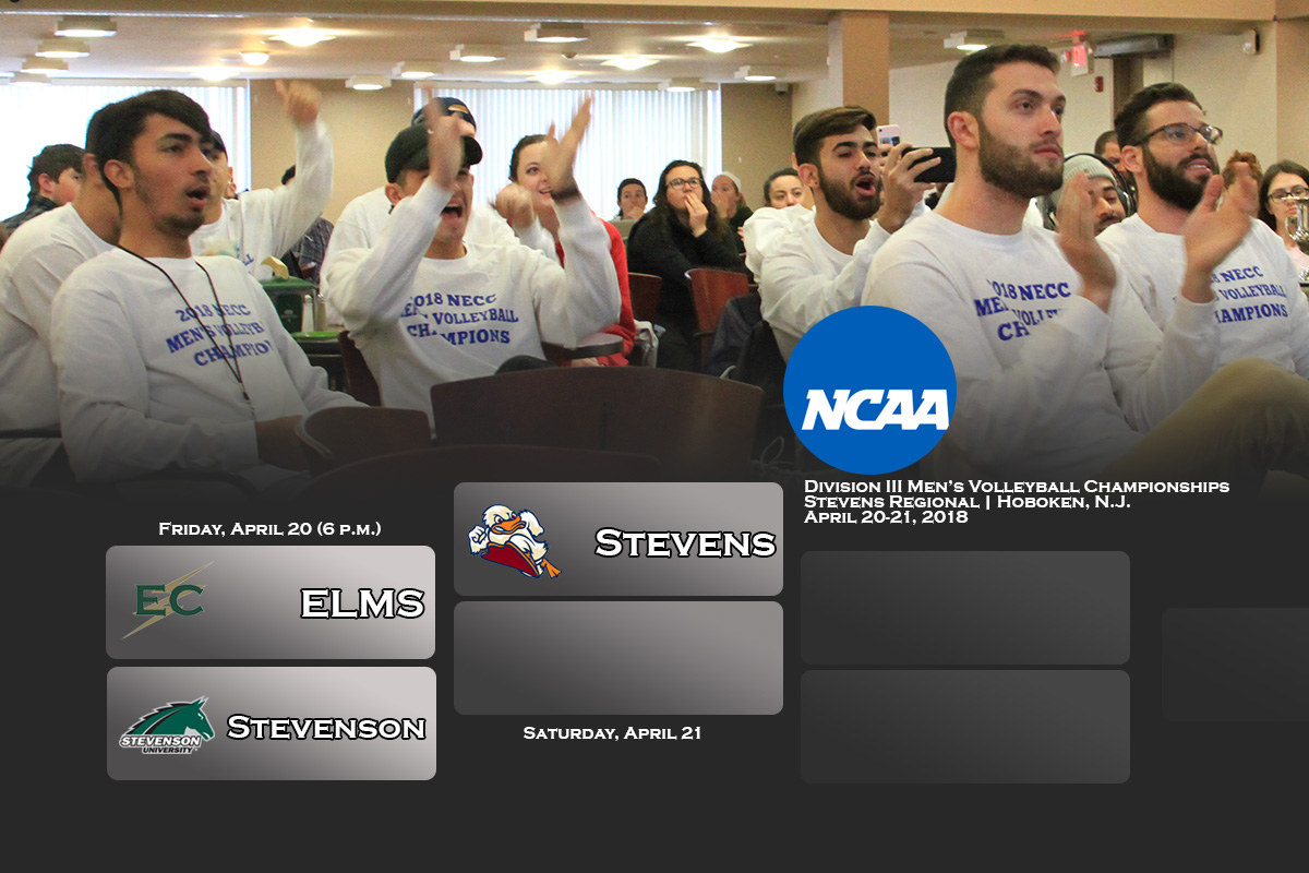 Blazers Draw Stevenson In NCAA Tournament First Round