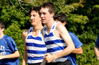 Norton places third, men's x-country fourth at UMass-Dartmouth