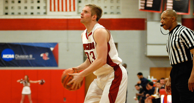 Hornet Men Hit 14 Three-Pointers En Route to 90-65 Victory over Shenandoah