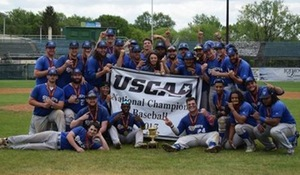 DuBois to host USCAA Small College Baseball World Series