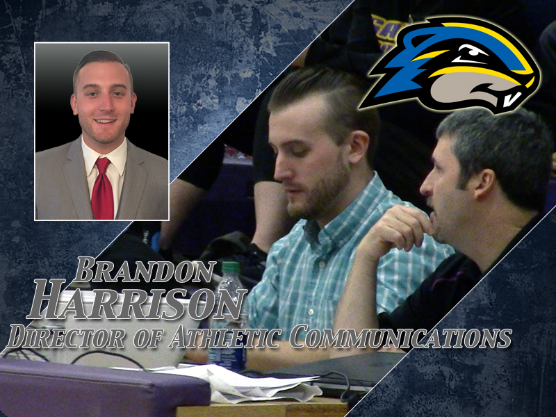 Brandon Harrison is Appointed Director of Athletic Communications