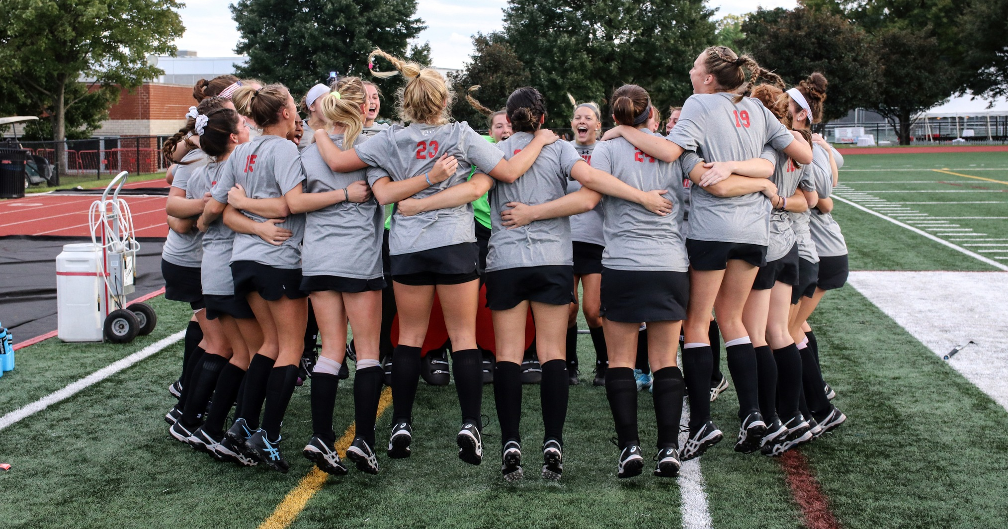 Field Hockey to Face Loaded Schedule in 2019