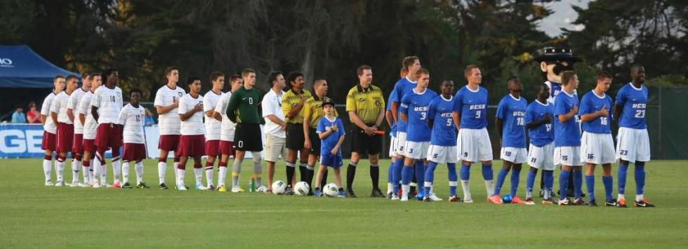 Gauchos Garner Highest NSCAA Ranking Since 2009